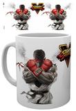 Street Fighter 5 Key Art Mug Tazza