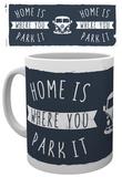 VW Camper Camper Home Mug - Mug