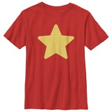Youth: Steven Universe- Steven's Star Tシャツ