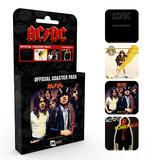 AC/DC Albums Coaster Set Coaster