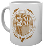 Destiny Guardian Crest Mug Tazza