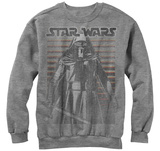 Crewneck Sweatshirt: Star Wars The Force Awakens- Kylo Ren Force Tremors T-Shirt