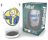 Fallout Vault Boy 500 ml Glass Gadget