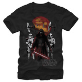 Star Wars The Force Awakens- First Order Advance T-Shirt