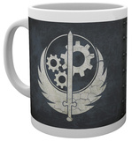 Fallout 4 Brotherhood Of Steel Mug Tazza