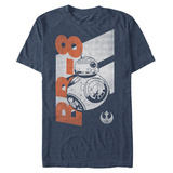 Star Wars The Force Awakens- BB-8 Monochromatic Shirts