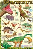 Dinosaurer Plakat
