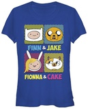 Juniors: Adventure Time- Special Teams T-shirts