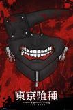 Tokyo Ghoul- Kaneki Ken Mask Kunstdruck