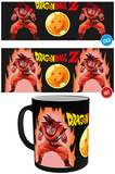 Dragonball Z Super Saiyan Heat Change Mug Mug