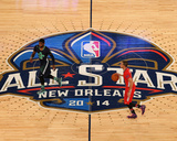 NBA All-Star Game 2014 Photo by Christian Petersen