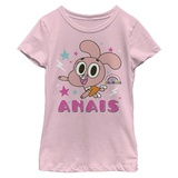 Young Girls: Gumball- Smarty Pants Anais T-shirts