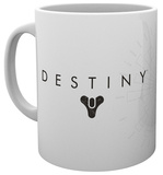 Destiny Logo Mug Tazza