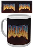 Doom Classic Logo Mug Tazza
