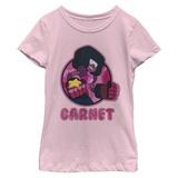 Youth: Steven Universe- Garnet Scowl T-shirts