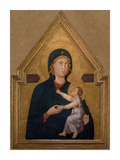 Madonnan och barnet Posters av Paolo Uccello