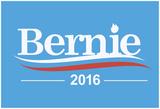 Bernie 2016 (Baby Blue) Plakater