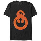 Star Wars The Force Awakens- BB-8 Resistence Symbol T-shirts