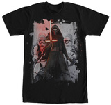 Star Wars The Force Awakens- Kylo Ren & Troopers Shirt