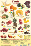 Fruit - 5 A Day Posters