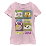Young Girls: Adventure Time- Special Teams T-Shirt