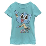Youth: Gumball- Happy Jump T-Shirt