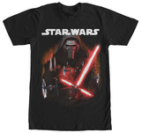 Star Wars The Force Awakens- Kylo Ren's Attack Squadron T-Shirt