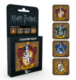 Harry Potter Crests Coaster Set Coaster