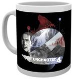 Uncharted 4 Mountain Mug Tazza