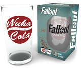 Fallout - Nuka Cola 500 ml Glass Originalt