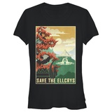 Juniors: Chronicles Of Shannara- Save The Ellcrys T-shirts