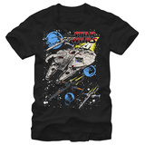 Star Wars The Force Awakens- Falcon Squadron T-shirts