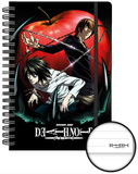 Death Note Apple A5 Notebook Journal