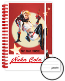 Fallout 4 Nuka Cola A5 Notebook Journal