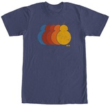Star Wars The Force Awakens- Rainbow BB-8 T-shirts