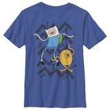 Youth: Adventure Time- Jake & Finn Dance T-Shirt