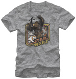 Star Wars The Force Awakens- Excited Wookie Shirts