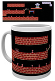 Lemmings Bricks Mug Tazza