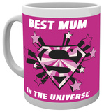 Superman You're My Hero Mother's Day Mug Taza