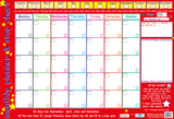 Monthly Planner & Star Chart Posters
