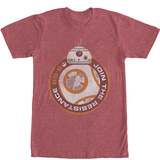 Star Wars The Force Awakens- BB-8 Join Resistance T-shirts