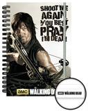 The Walking Dead Crossbow A5 Notebook Journal