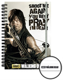 The Walking Dead Crossbow A5 Notebook - Journal