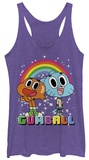 Juniors Tank Top: Gumball- Best Friends Shirt