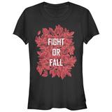 Juniors: Chronicles Of Shannara- Fight Or Fall T-Shirt
