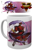 Street Fighter 5 Bison Mug Tazza