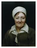 Head of a Woman Poster by Michael Sweerts