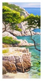 Lavandou I Posters by Adriano Galasso