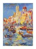 Malta Poster by Luigi Florio