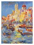 Malta Prints by Luigi Florio